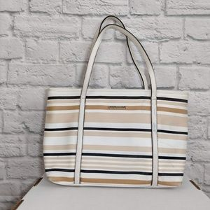 Dana Buchman | Striped Shoulder Bag